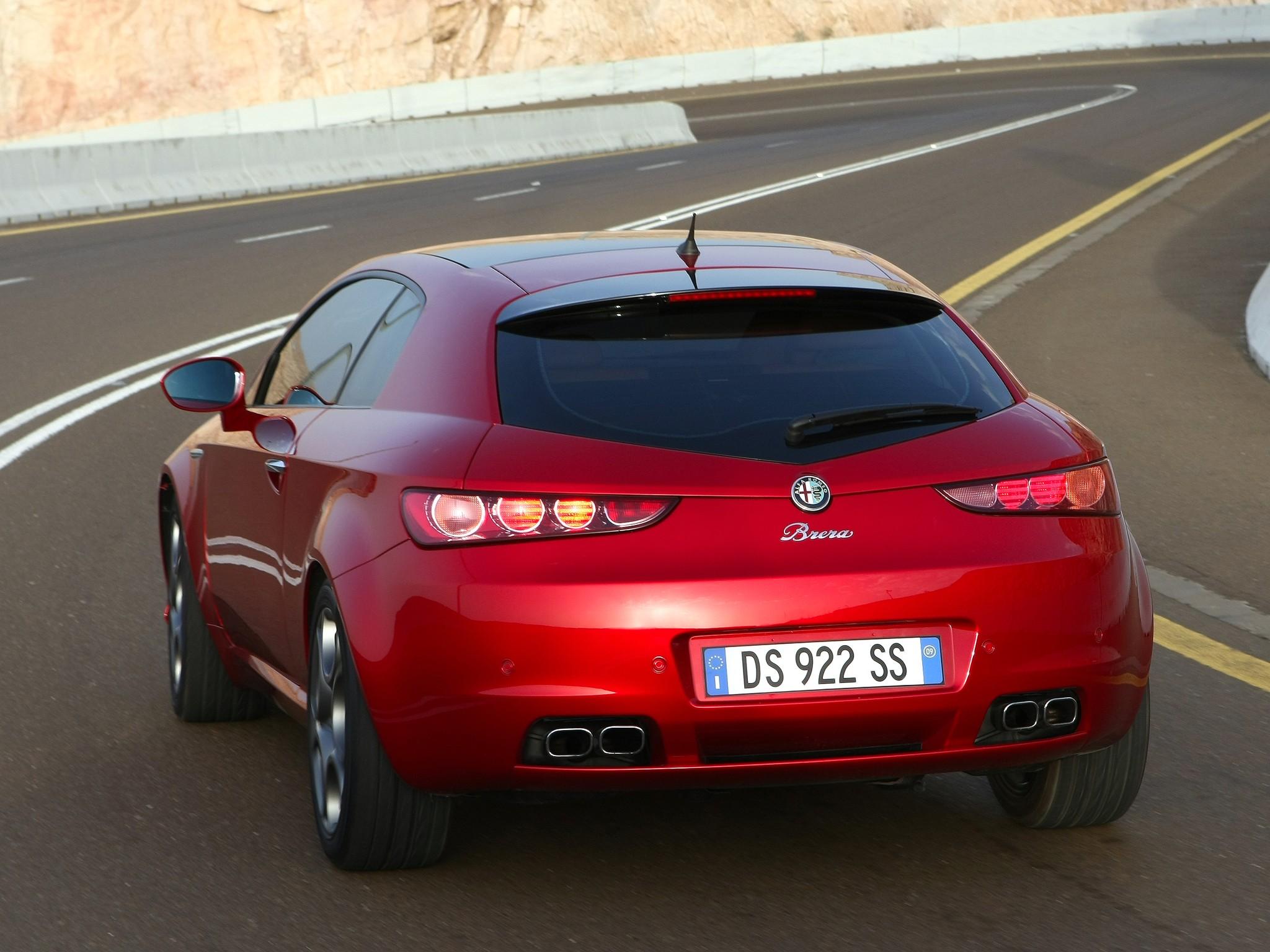 Alfa Romeo Brera 2005 2006 2007 2008 2009 2010