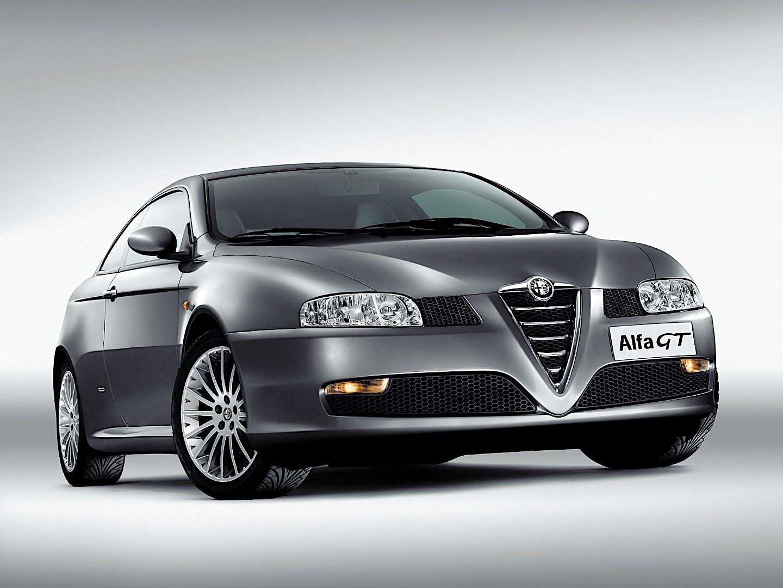 Alfa Romeo Gt Specs  U0026 Photos