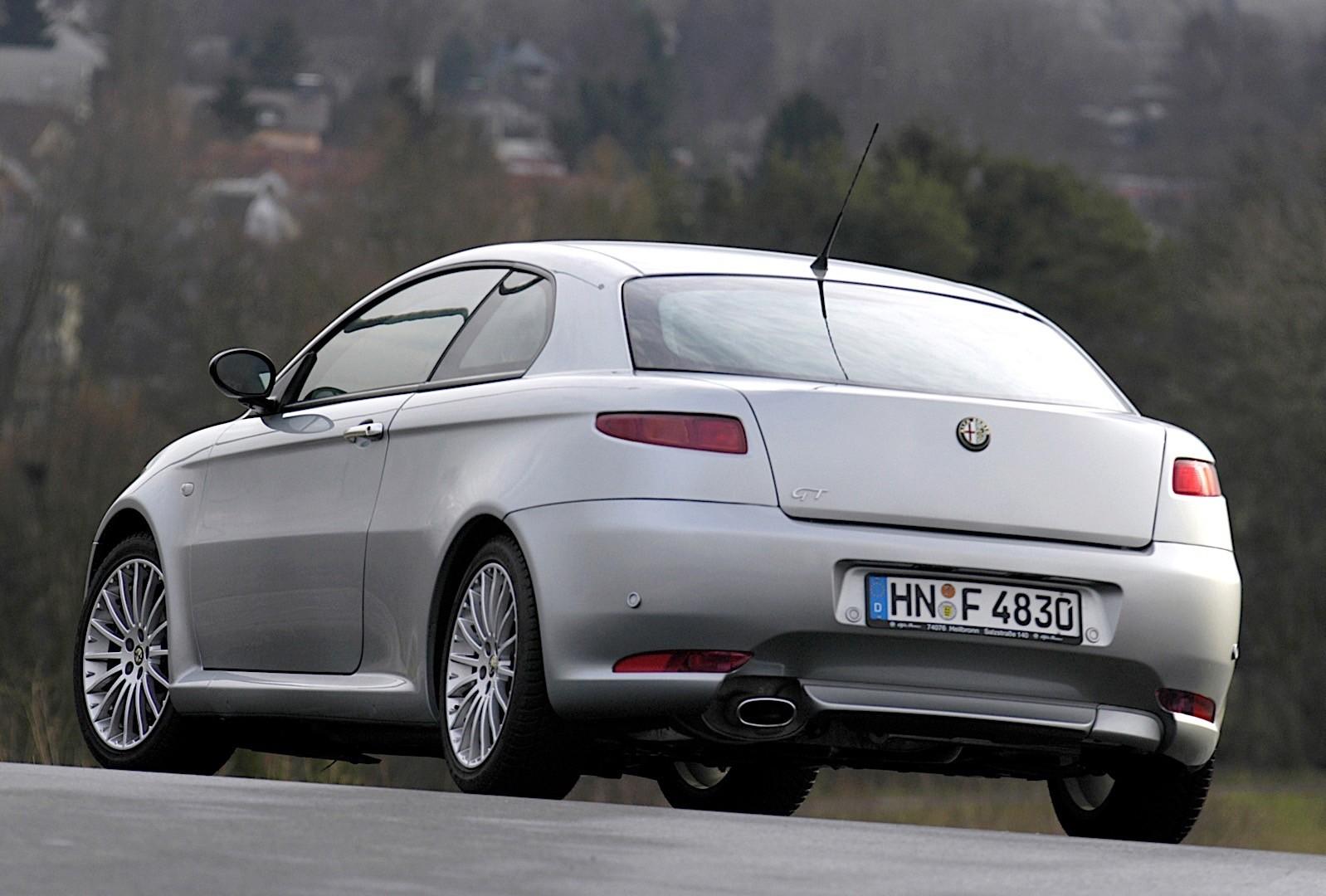Alfa Romeo Gt Specs - 2003  2004  2005  2006  2007  2008  2009  2010