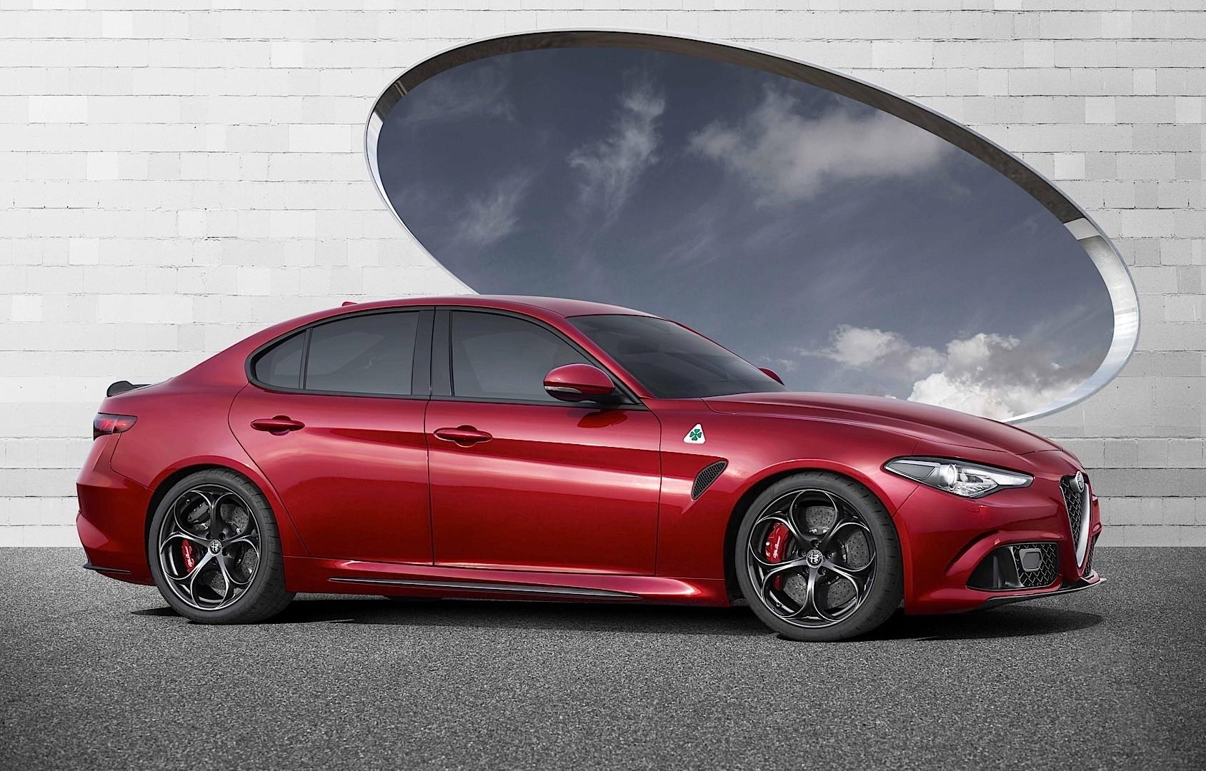 Alfa Romeo Giulia Quadrifoglio Specs Photos 2016 2017 2018