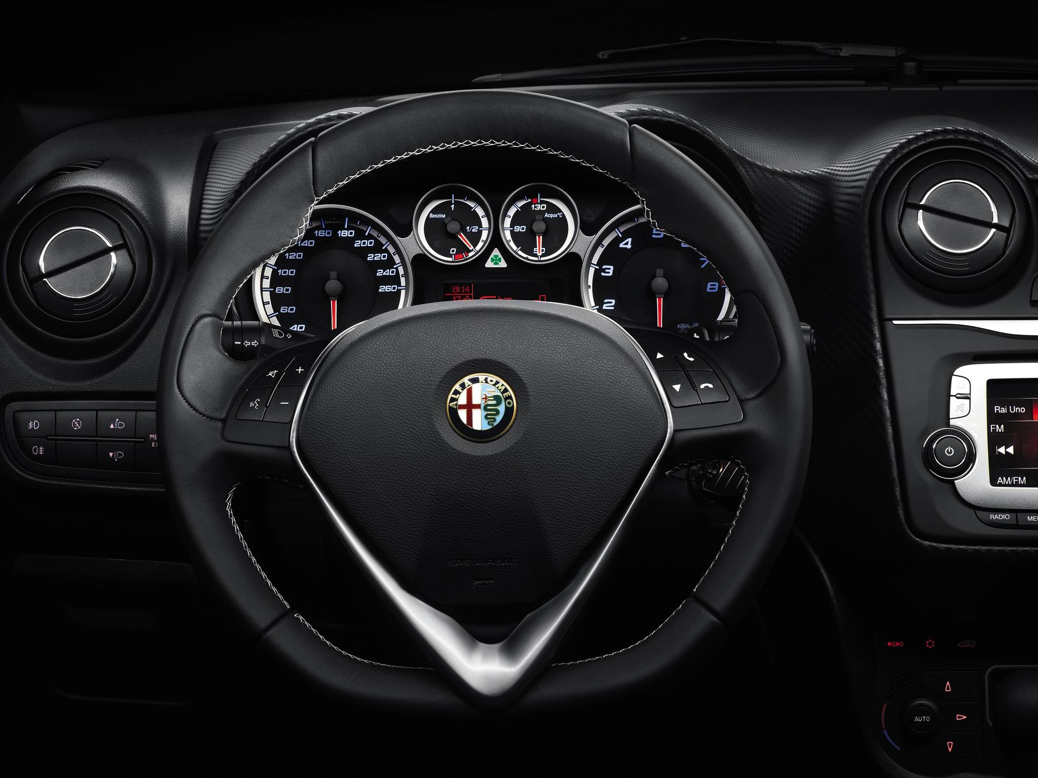 Alfa romeo mito quadrifoglio verde specs 2009 2010 for Interiores 2016