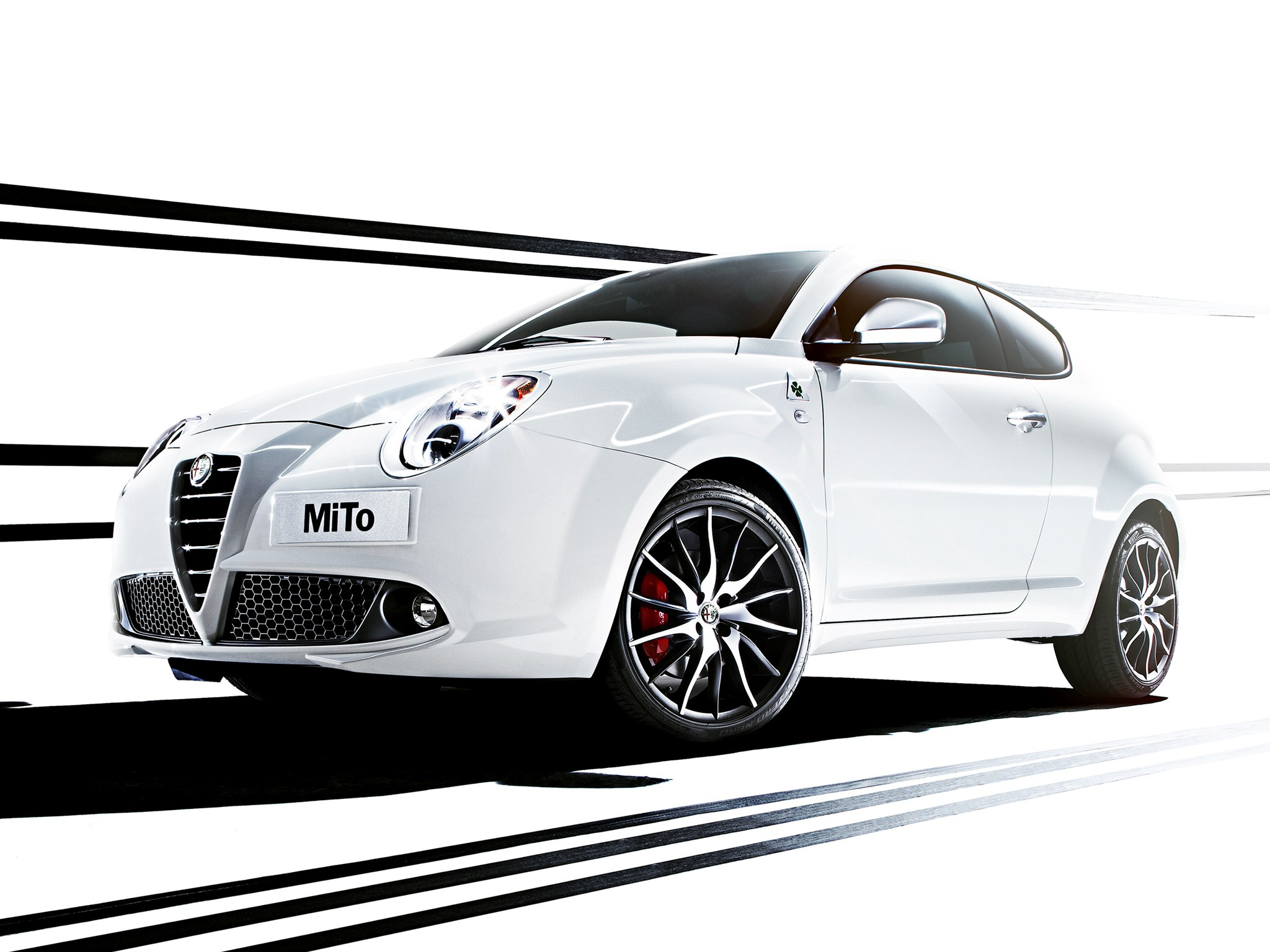alfa romeo mito quadrifoglio verde 2009 2010 2011. Black Bedroom Furniture Sets. Home Design Ideas