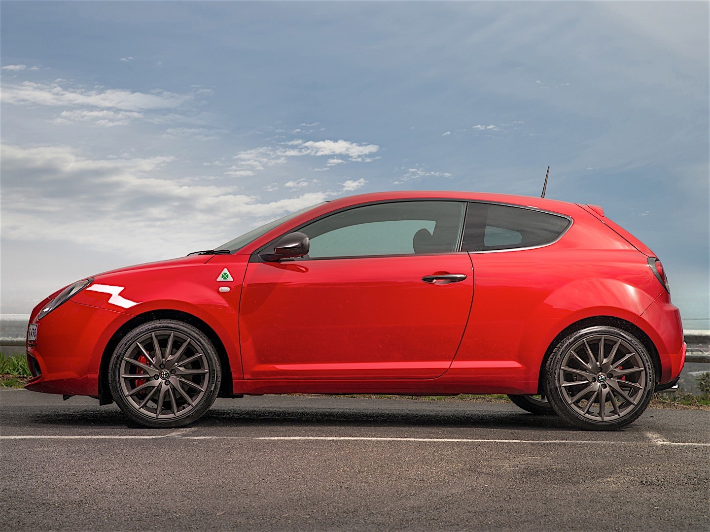 alfa romeo mito quadrifoglio verde 2013 2014 2015 2016 autoevolution. Black Bedroom Furniture Sets. Home Design Ideas