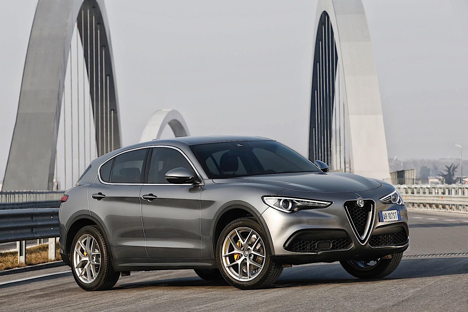 Alfa Romeo Stelvio Specs 2017 2018 Autoevolution