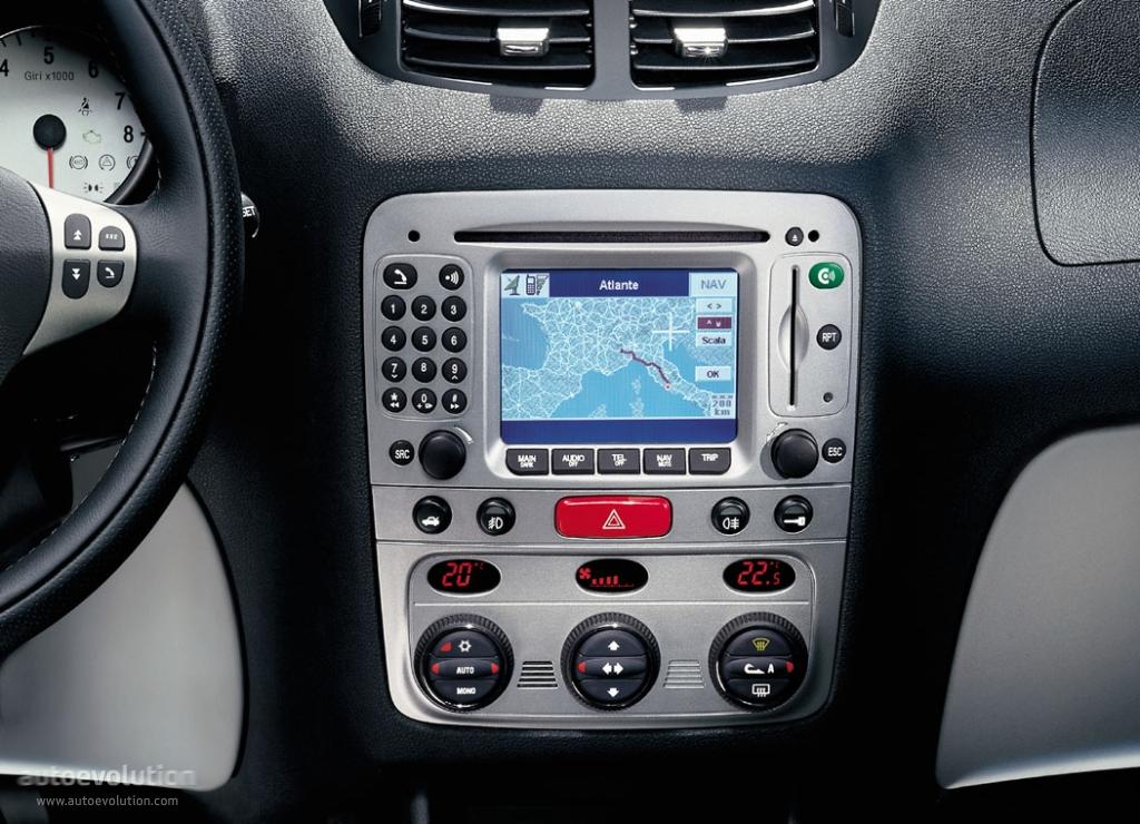 Alfa Romeo 147 5 Doors 2000 2001 2002 2003 2004
