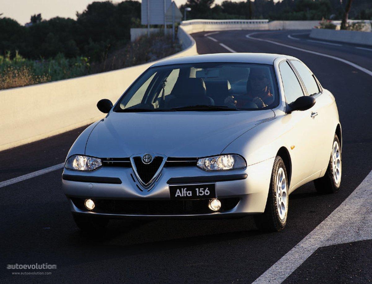 alfa romeo 156 specs 1997 1998 1999 2000 2001 2002 2003 autoevolution. Black Bedroom Furniture Sets. Home Design Ideas