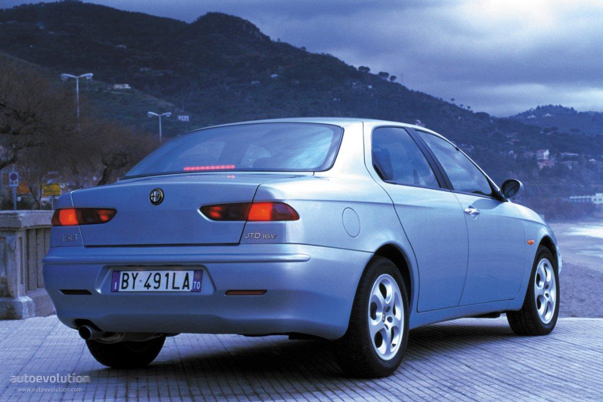 Alfa Romeo Giulia >> ALFA ROMEO 156 specs & photos - 1997, 1998, 1999, 2000 ...