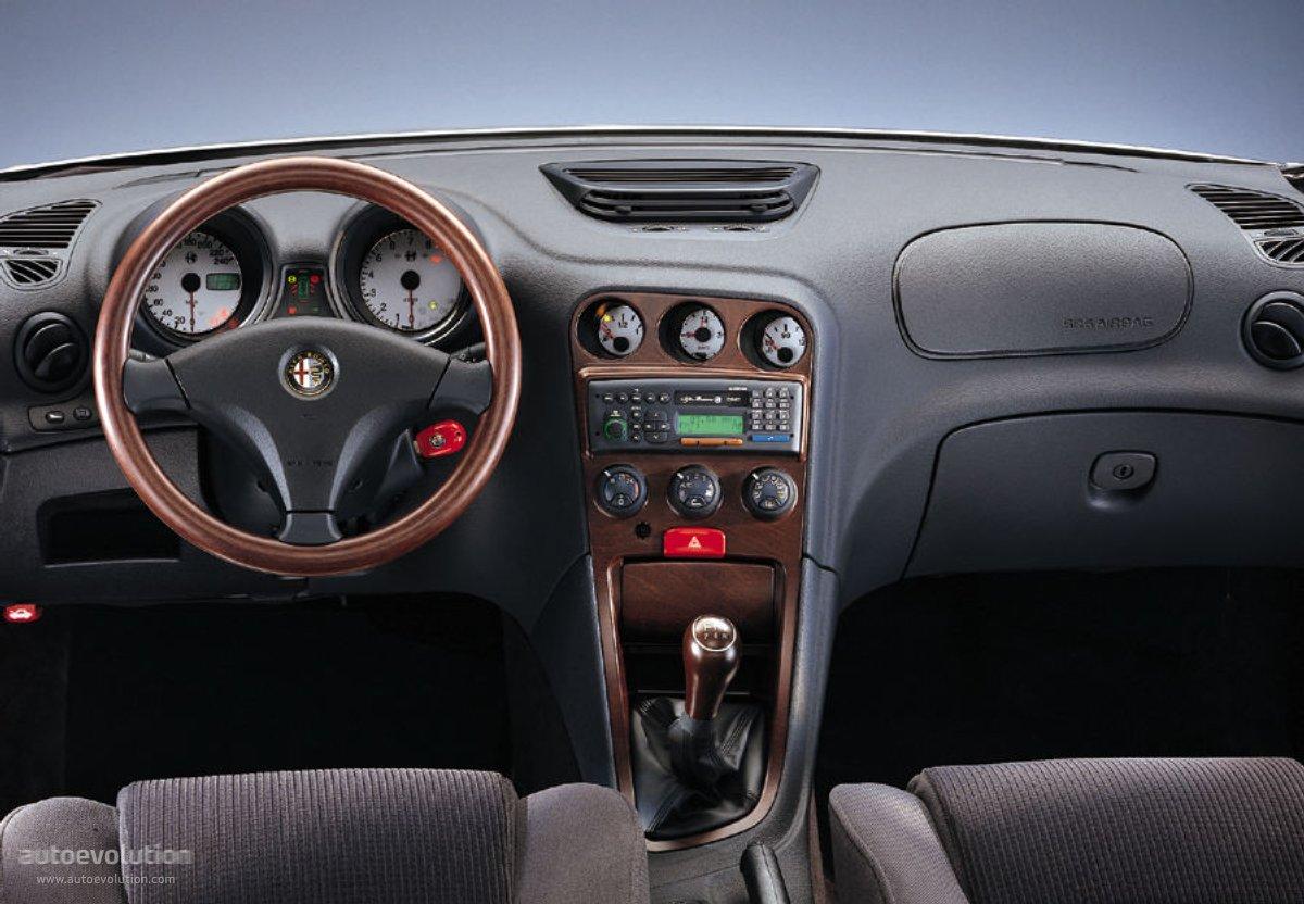 Alfa romeo 156 specs 1997 1998 1999 2000 2001 2002 for Auto interieur accessoires