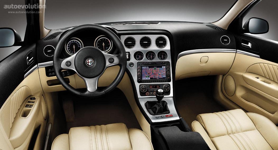 Car Picker - alfa-romeo 159 interior images