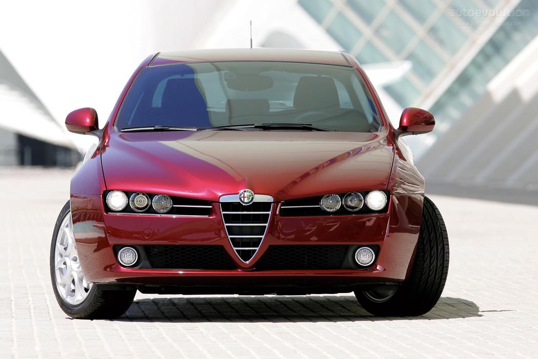 Alfa Romeo 159 Specs Photos 2005 2006 2007 2008 2009 2010