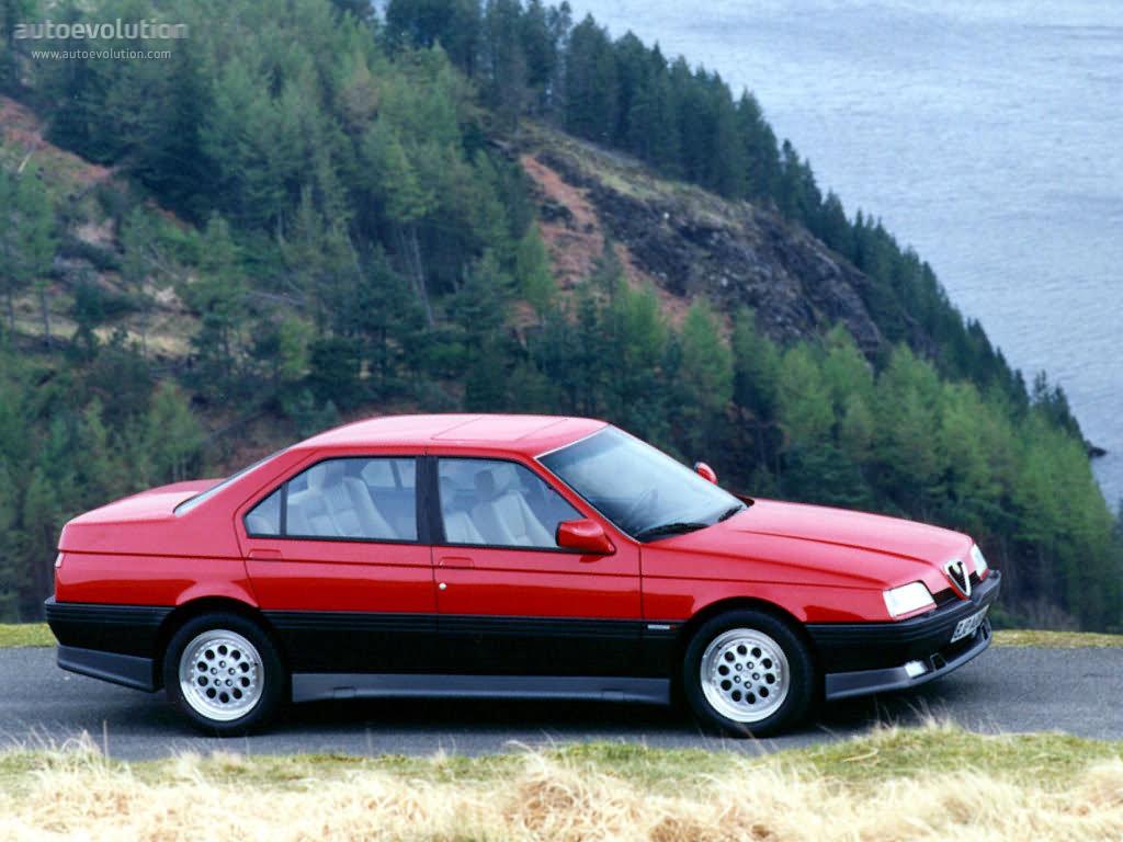 Alfa Romeo 164 —