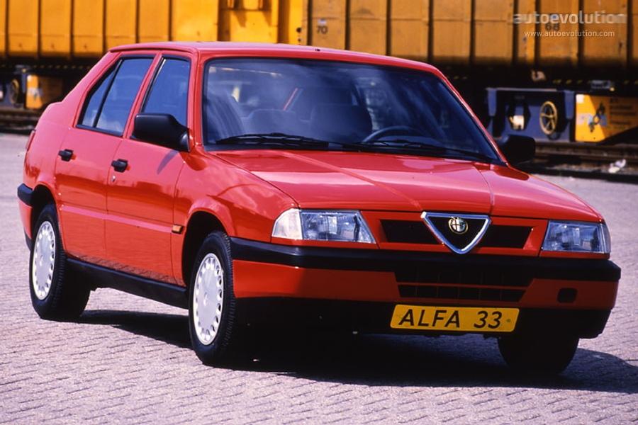 Alfa Romeo Giulietta >> ALFA ROMEO 33 specs & photos - 1990, 1991, 1992, 1993, 1994 - autoevolution