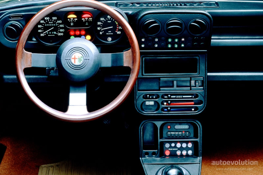 ALFA ROMEO 33 - 1983, 1984, 1985, 1986, 1987, 1988, 1989 - autoevolution