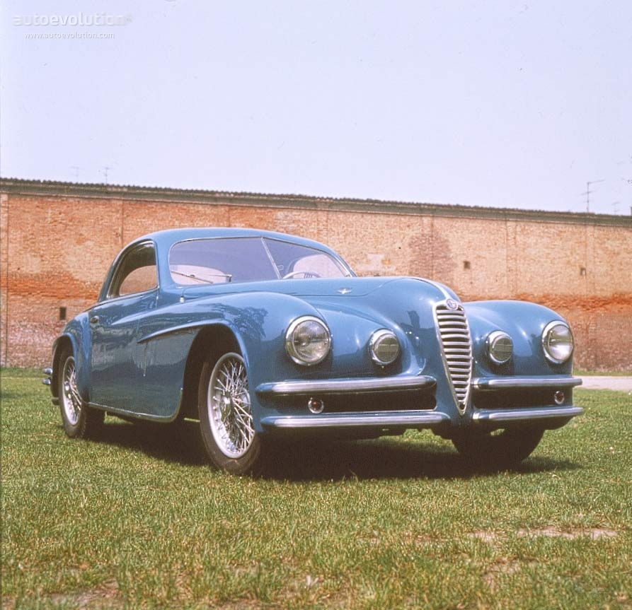 ALFA ROMEO 6C 2500 Super Sport Specs & Photos