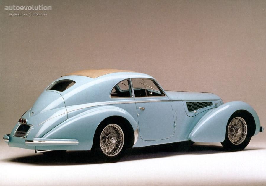 Alfa Romeo 8c 2900 B Specs 1936 1937 1938 1939