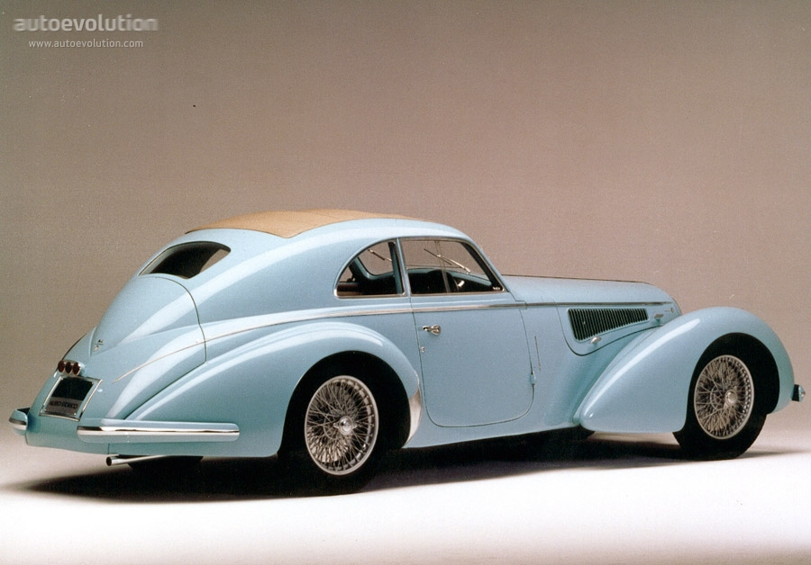 Alfa Romeo 8c 2900 B 1936 1937 1938 1939 Autoevolution