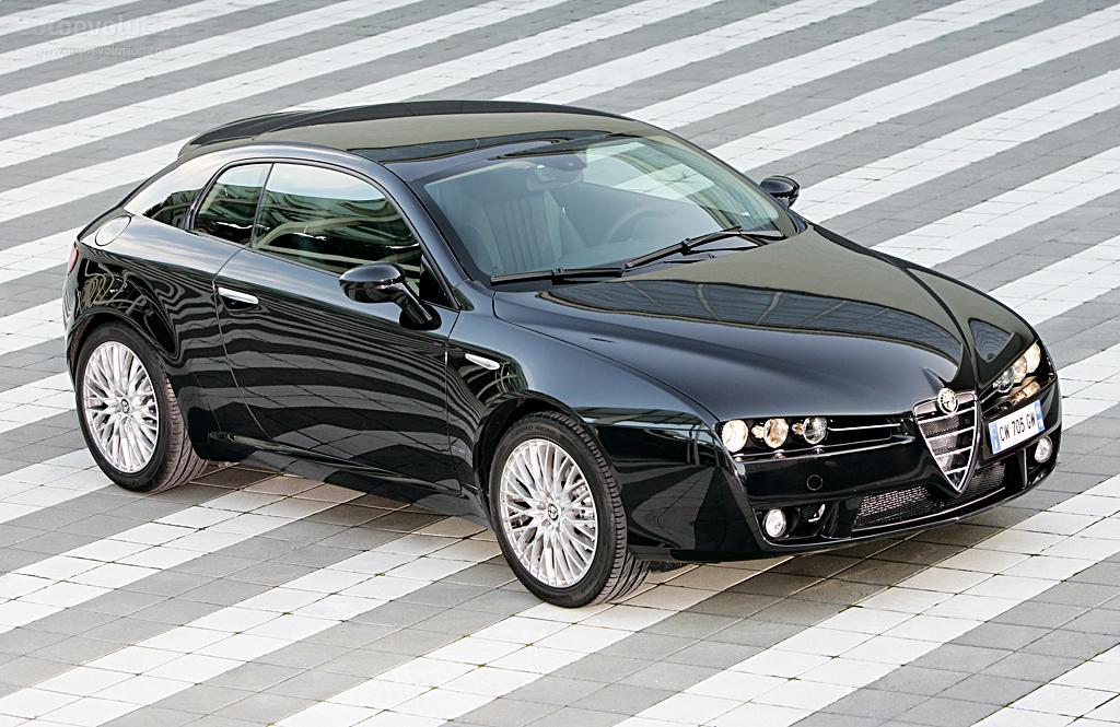 Alfa Romeo Brera Specs Photos 2005 2006 2007 2008 2009 2010