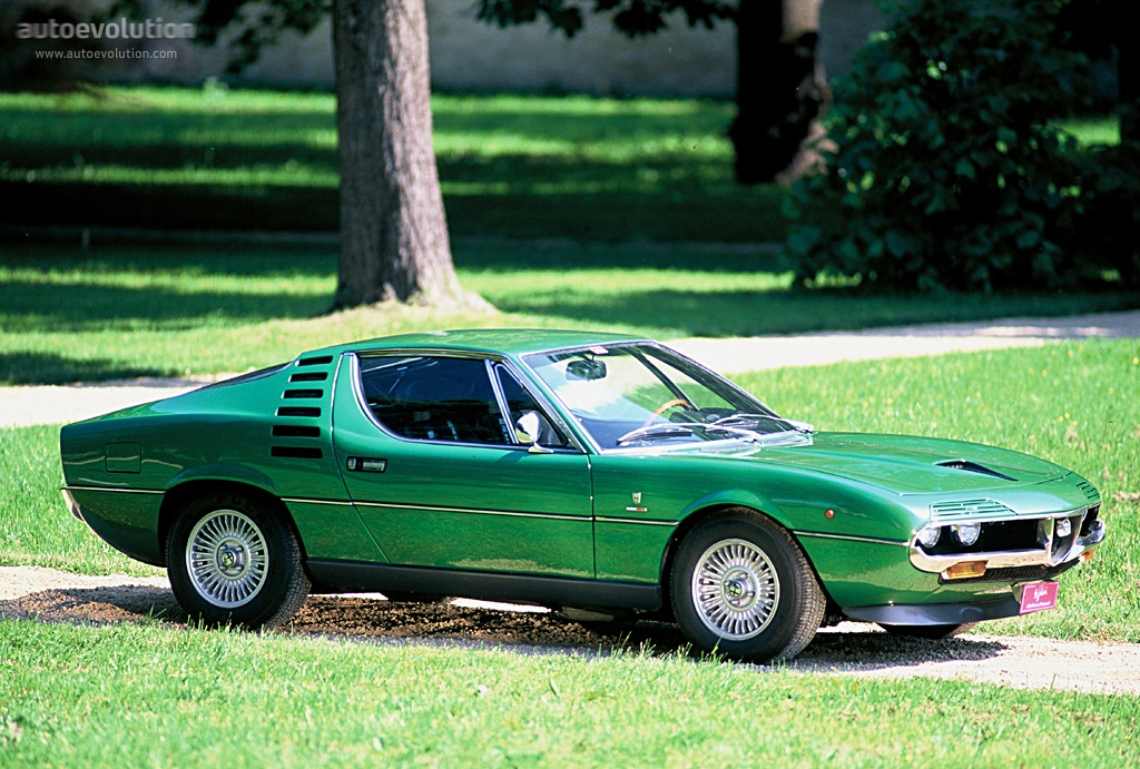 Alfa Romeo Montreal 1970 1971 1972 1973 1974 1975 1976 1977 Autoevolution