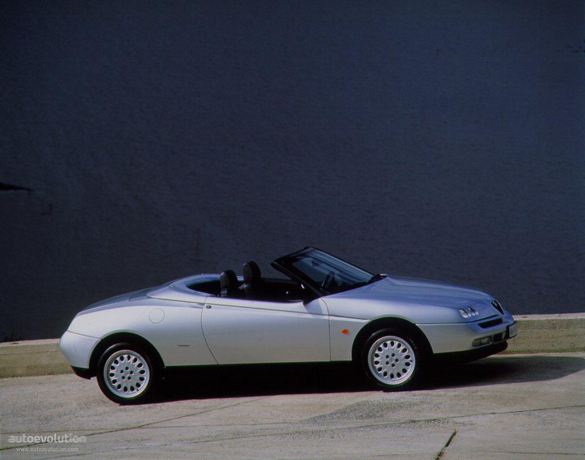New Alfa Romeo Giulia >> ALFA ROMEO Spider specs & photos - 1996, 1997, 1998, 1999 ...