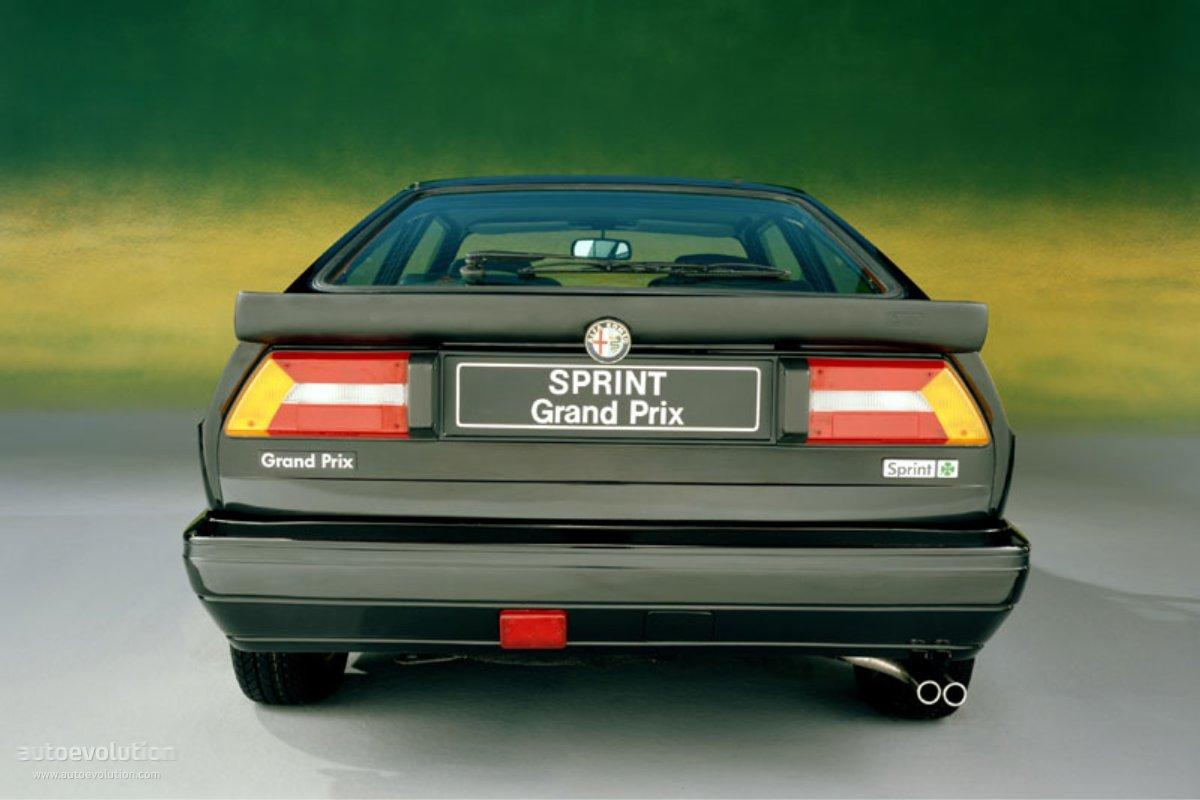 alfa romeo sprint specs - 1983, 1984, 1985, 1986, 1987, 1988, 1989