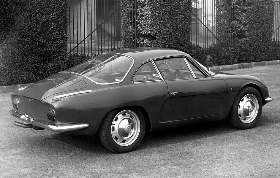 ALPINE A108 specs & photos - 1958, 1959, 1960, 1961, 1962, 1963, 1964, 1965 - autoevolution