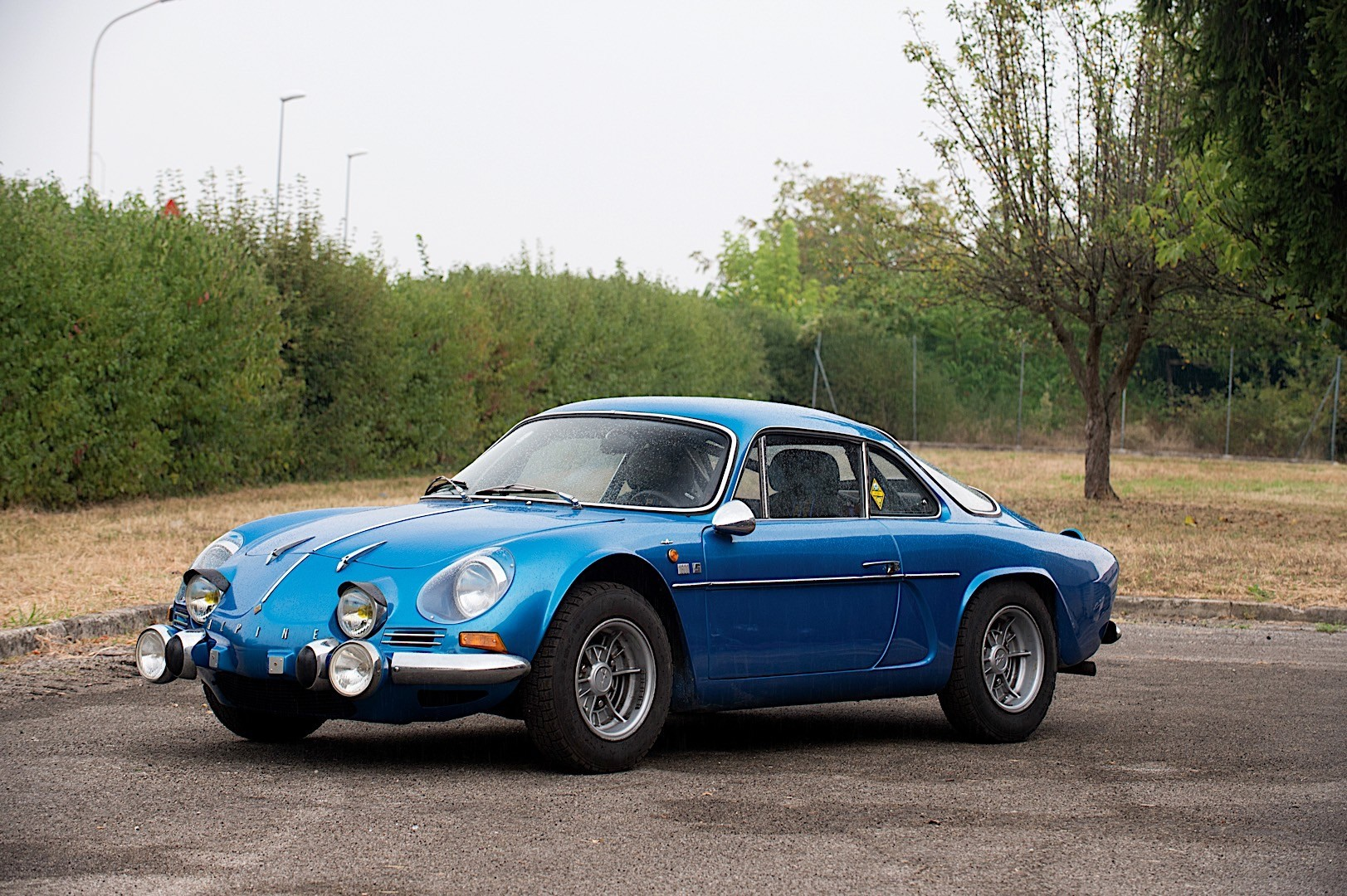 1962 renault alpine a110 - photo #27