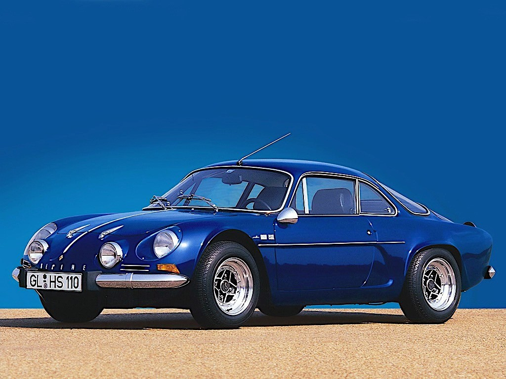 alpine a110 berlinette specs 1962 1963 1964 1965. Black Bedroom Furniture Sets. Home Design Ideas