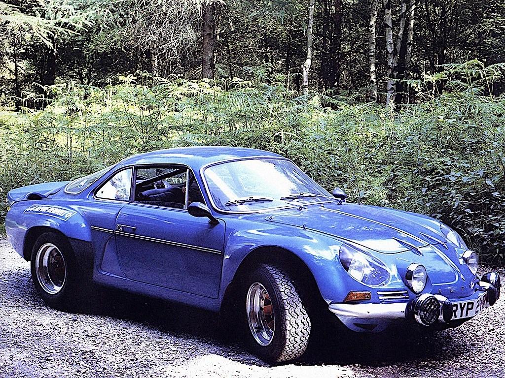 1962 renault alpine a110 - photo #18