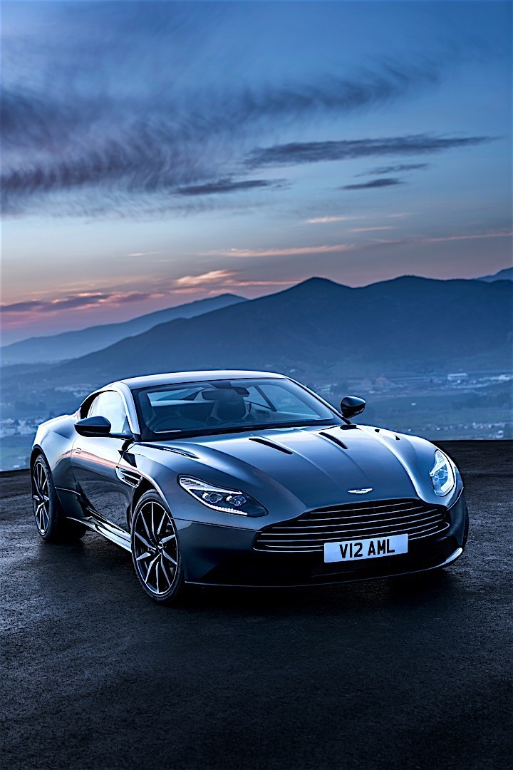 aston martin db11 2016 autoevolution. Black Bedroom Furniture Sets. Home Design Ideas