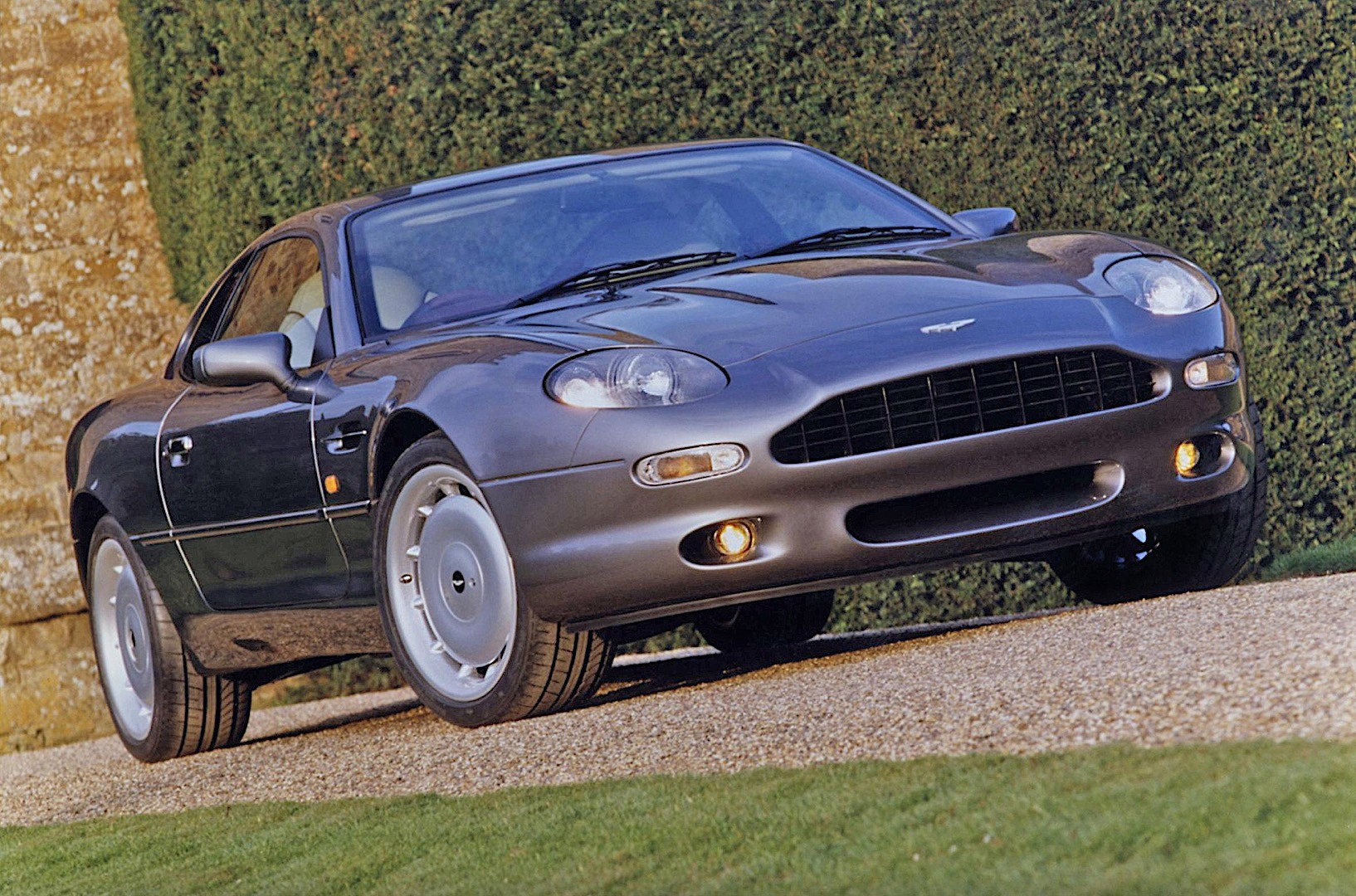 Aston Martin Db7 Coupe Specs  U0026 Photos - 1993  1994  1995  1996  1997  1998  1999