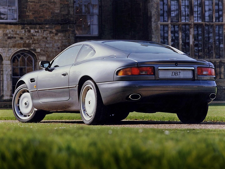 aston martin db7 coupe specs 1993 1994 1995 1996