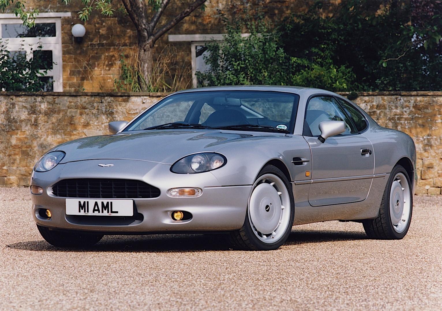 Aston Martin Db7 Coupe Specs Photos 1993 1994 1995 1996 1997 1998 1999 Autoevolution