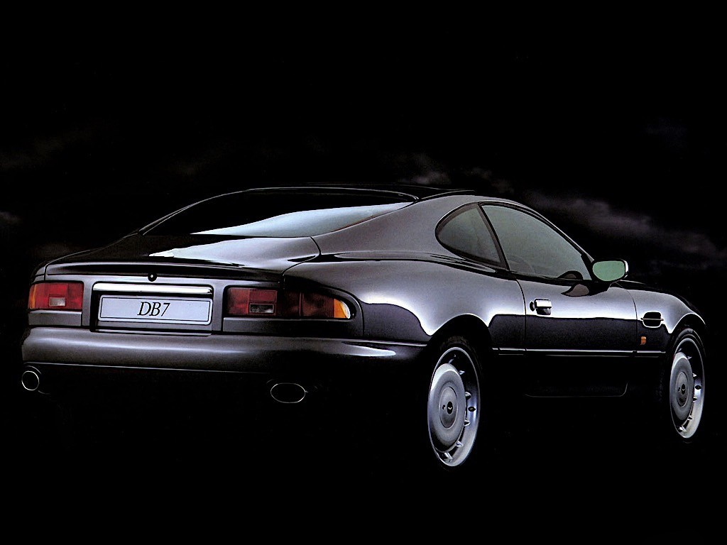 ASTON MARTIN DB7 Coupe specs - 1993, 1994, 1995, 1996 ...