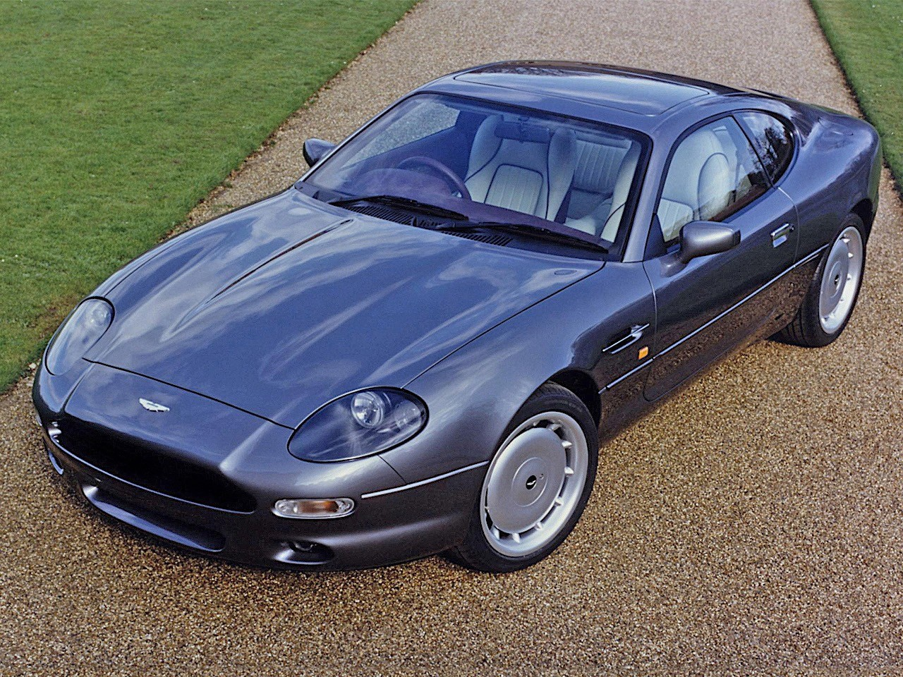 Aston Martin Db Coupe
