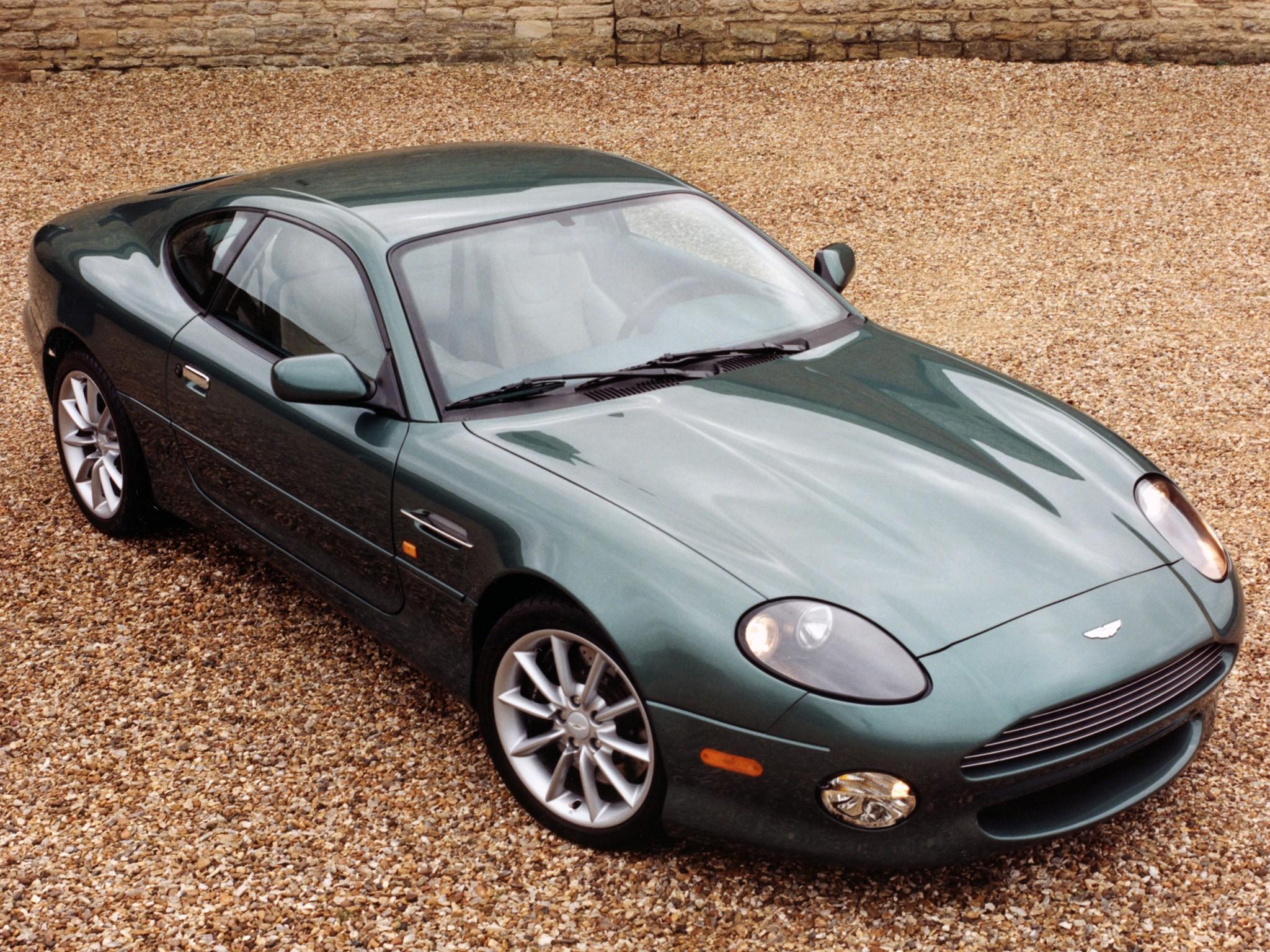 Aston Martin Db Vantage