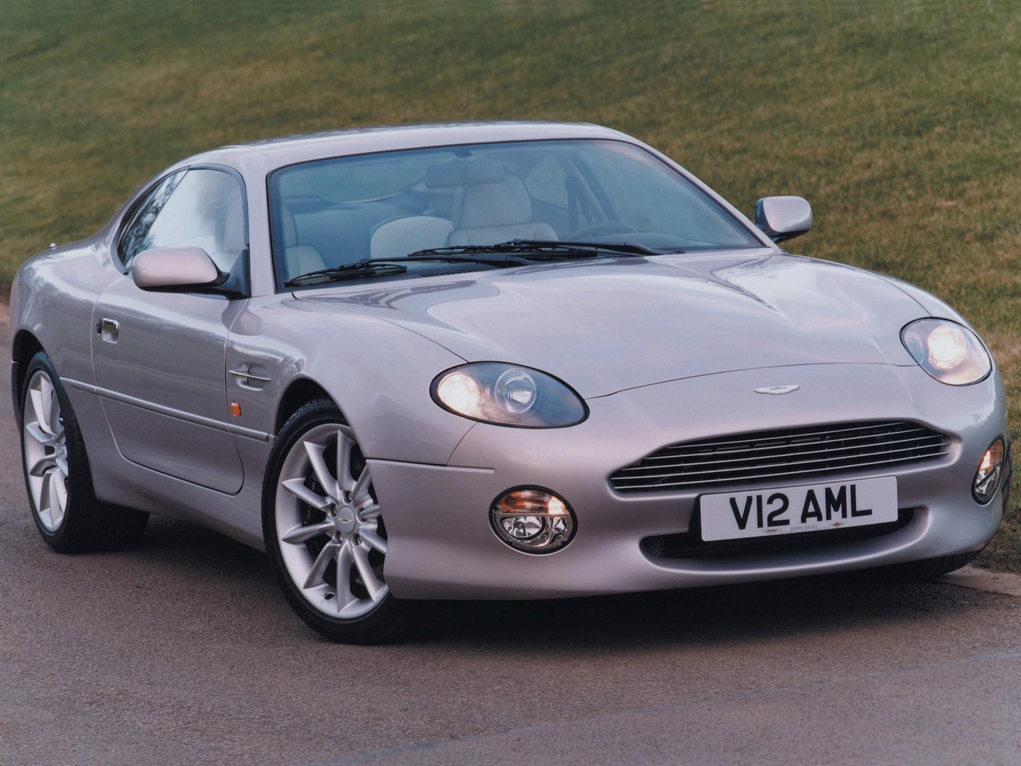 Aston Martin Db7 Vantage Specs Photos 1999 2000 2001 2002 2003 Autoevolution