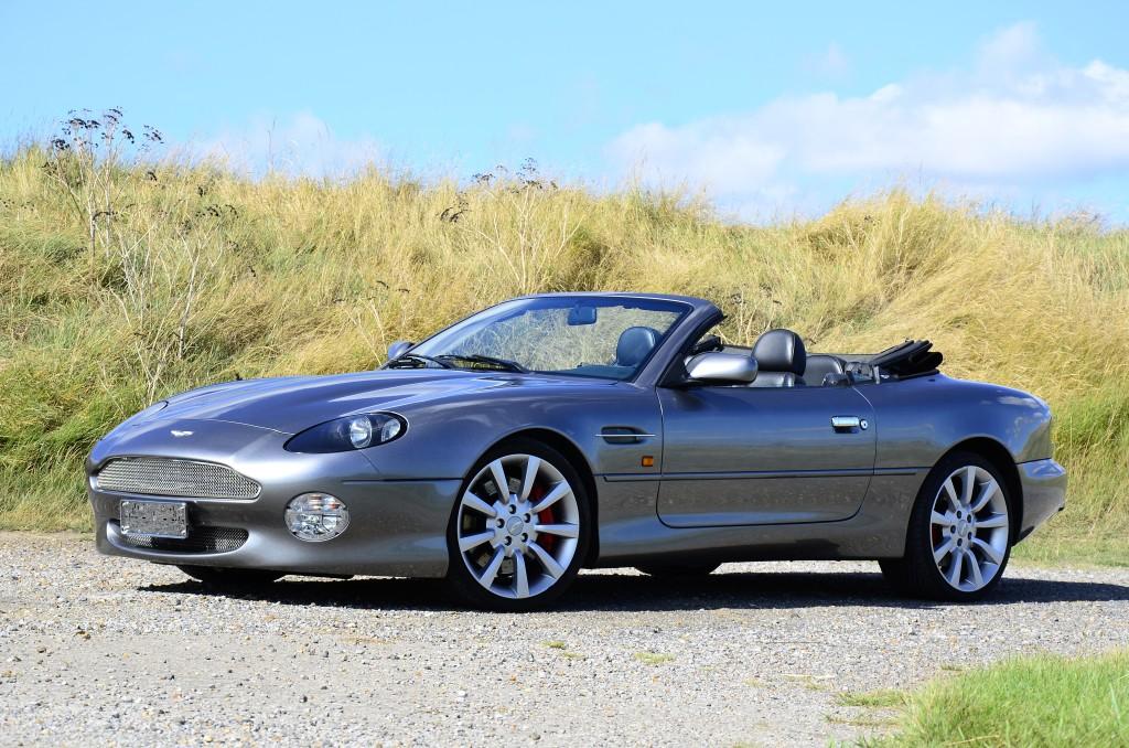 Aston Martin Db7 Vantage Volante Spezifikationen Fotos 1999 2000 2001 2002 2003 Autoevolution In Deutscher Sprache