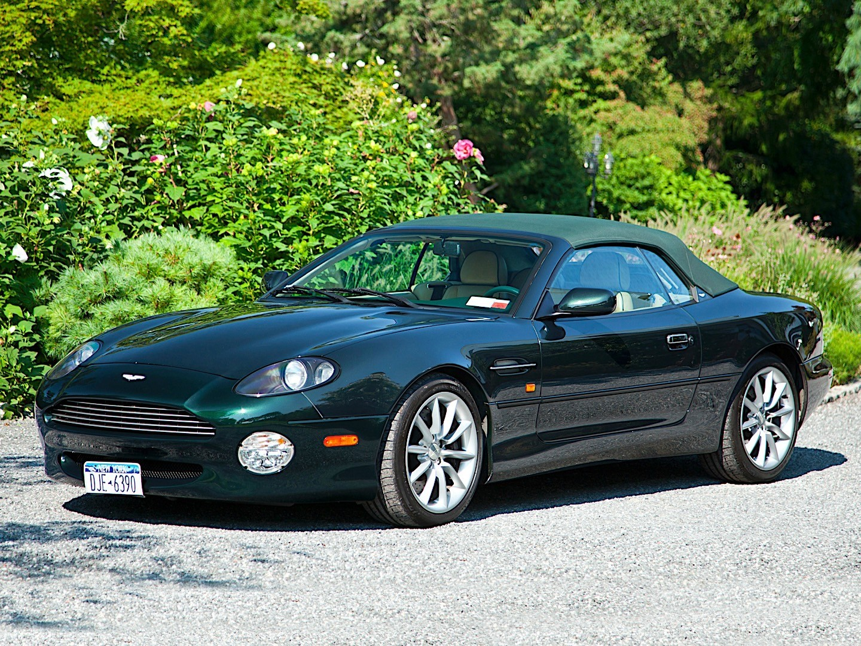Aston Martin V12 Zagato >> ASTON MARTIN DB7 Vantage Volante specs & photos - 1999 ...