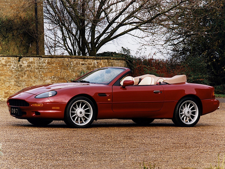 aston martin db7 volante specs 1996 1997 1998 1999