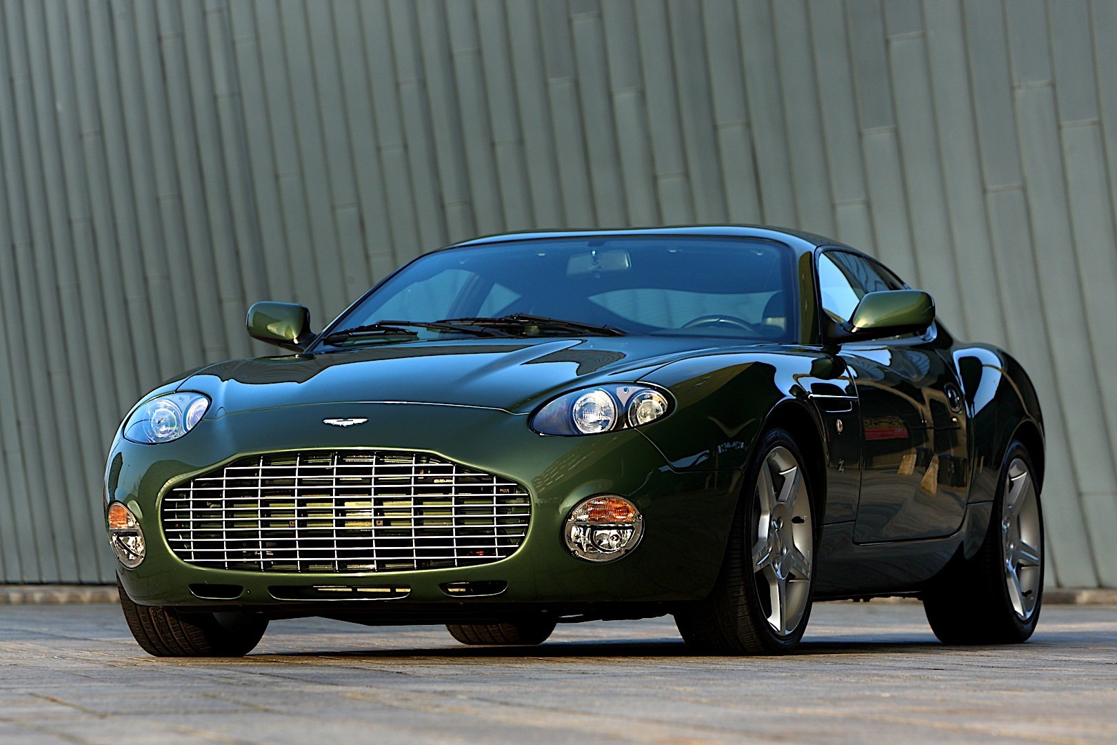 Aston Martin Db4 >> ASTON MARTIN DB7 Zagato specs - 2003 - autoevolution