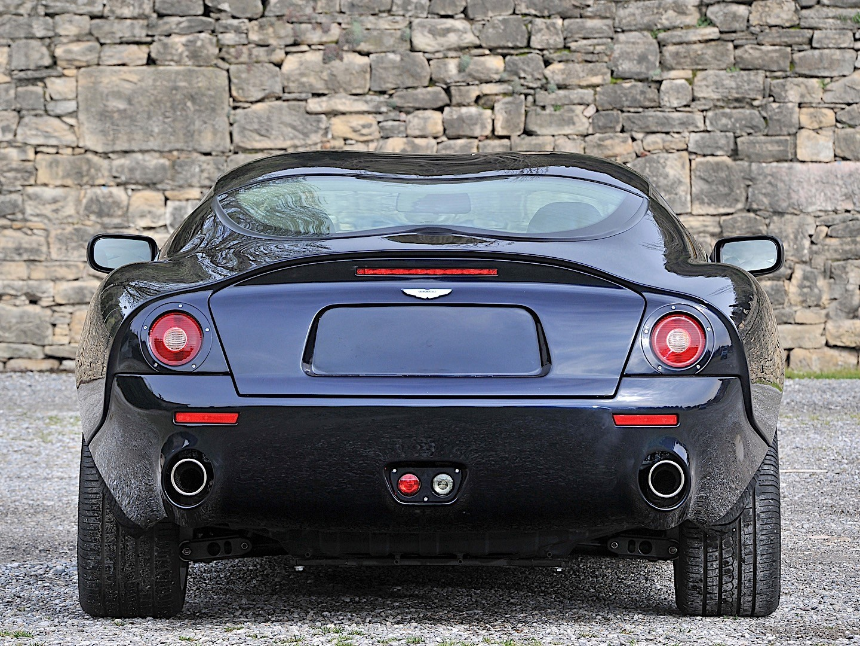 Aston Martin Db7 Zagato Specs Photos 2003 Autoevolution