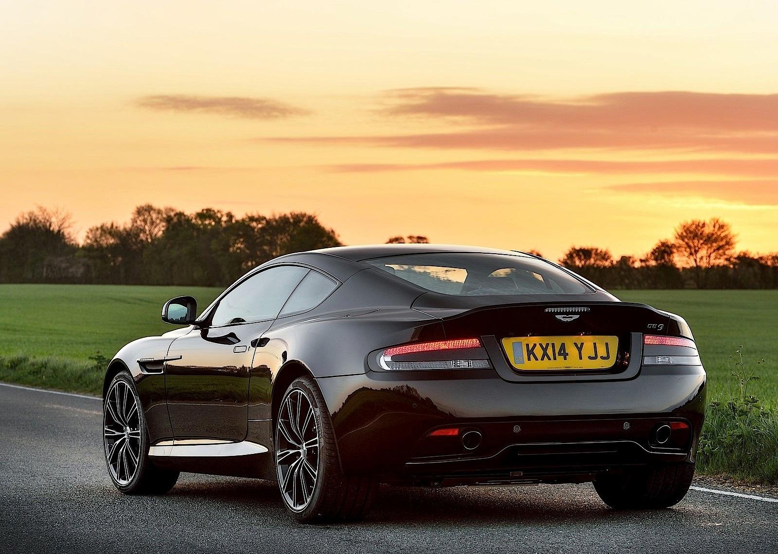 Aston Martin Db9 Carbon Edition Specs Amp Photos 2014
