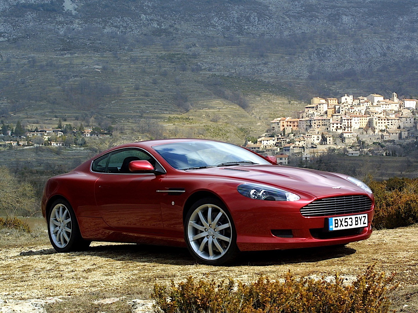 Aston Martin Db9 Coupe Specs  U0026 Photos