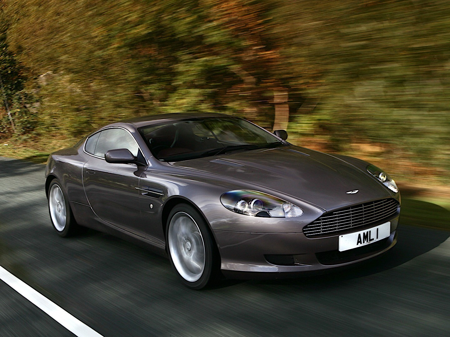 Aston Martin Db Coupe