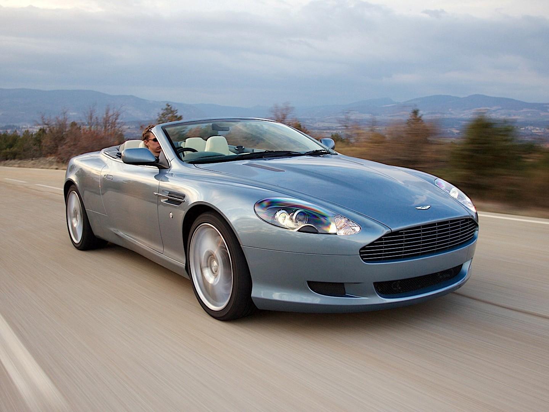 Aston Martin Db Volante