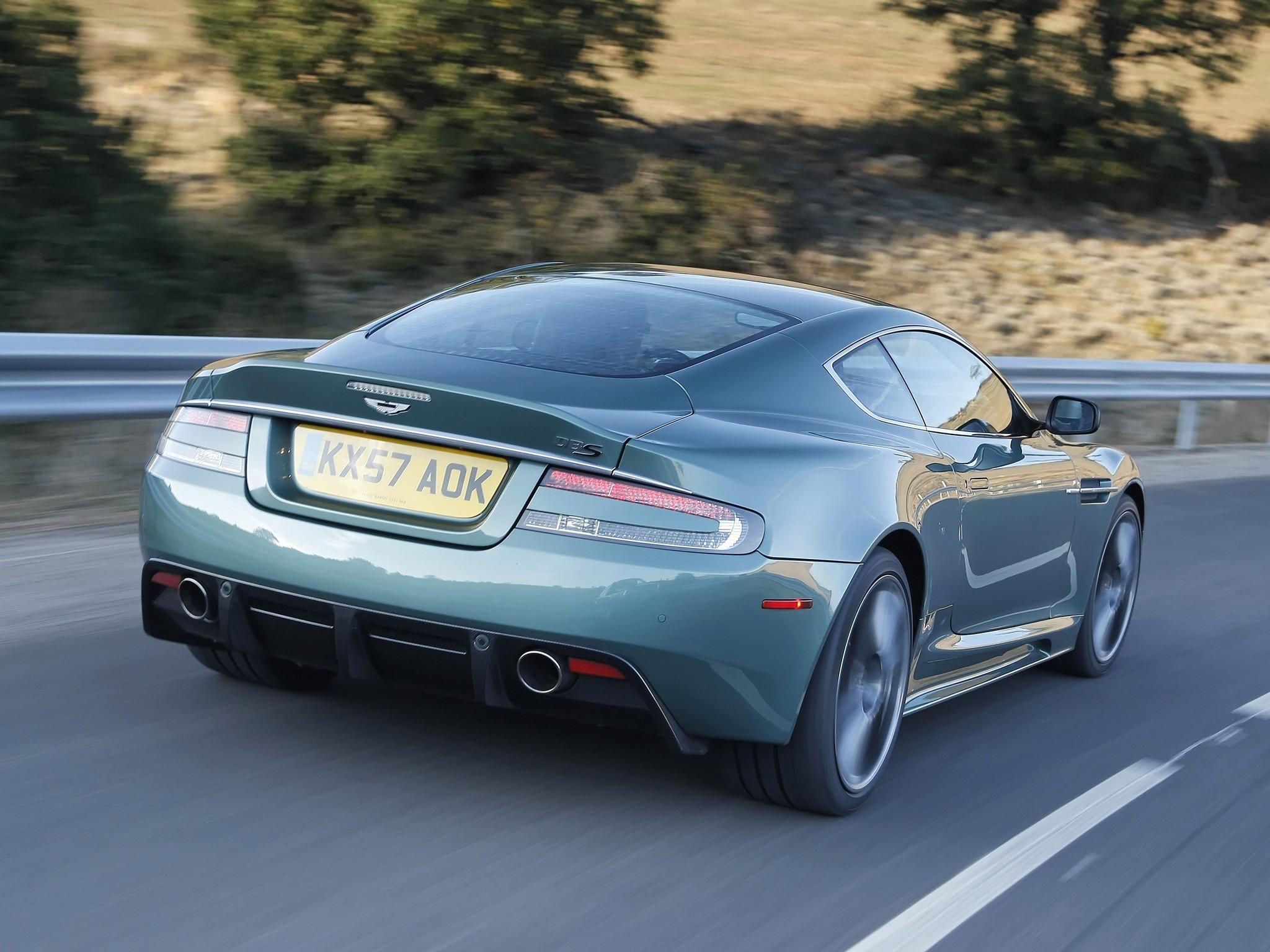 Aston Martin Dbs Spezifikationen Fotos 2008 2009 2010 2011 2012 Autoevolution In Deutscher Sprache