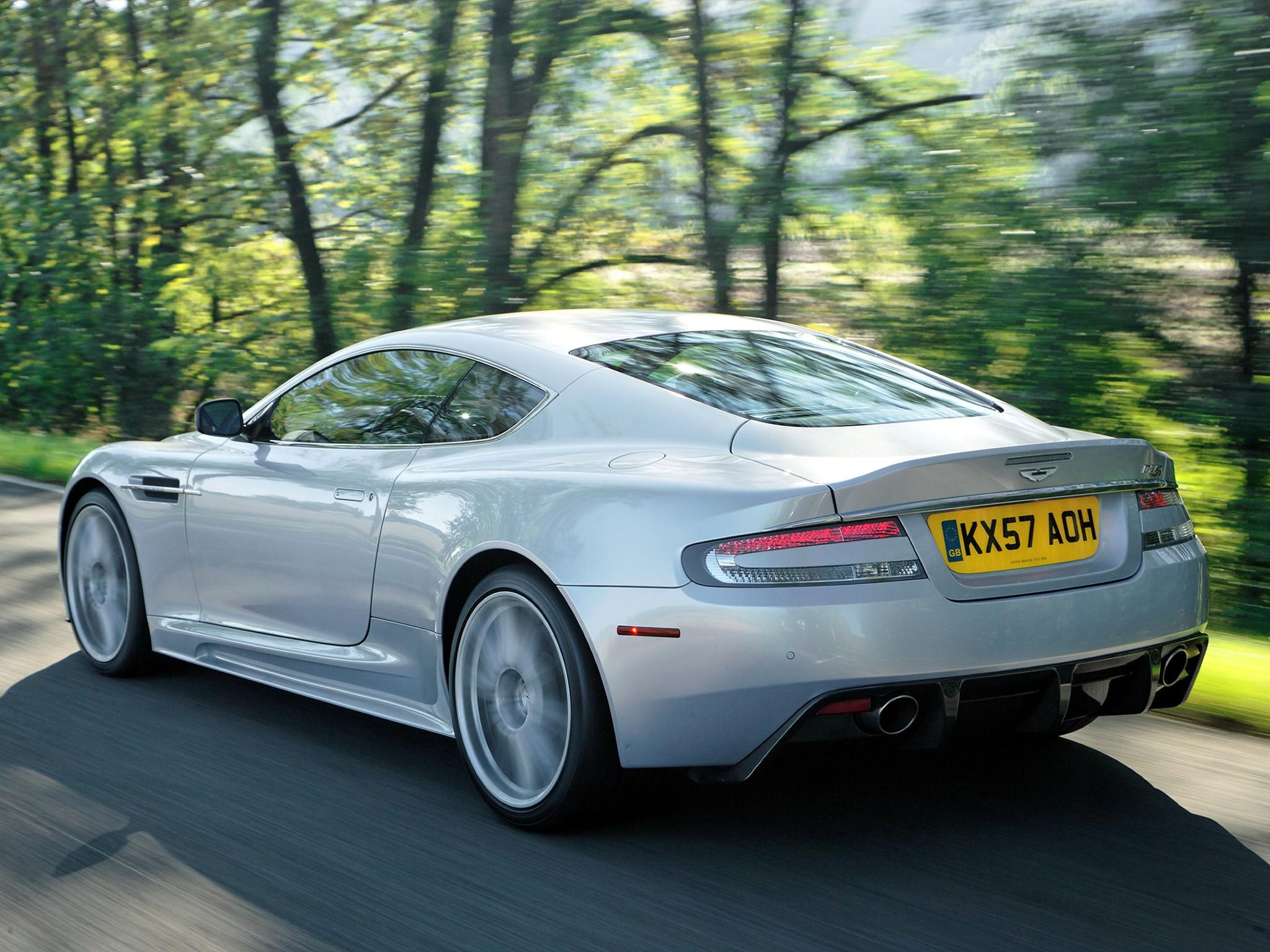 Aston Martin Dbs Specs 2008 2009 2010 2011 2012