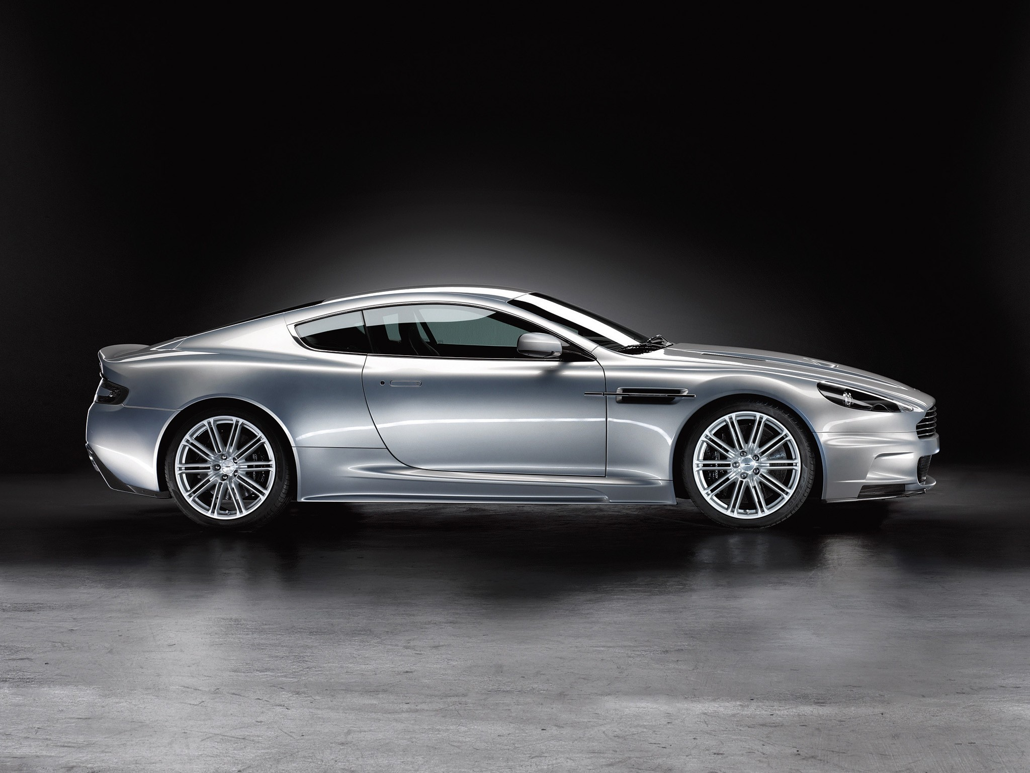 Aston Martin Dbs 2008 on 2006 aston martin db9