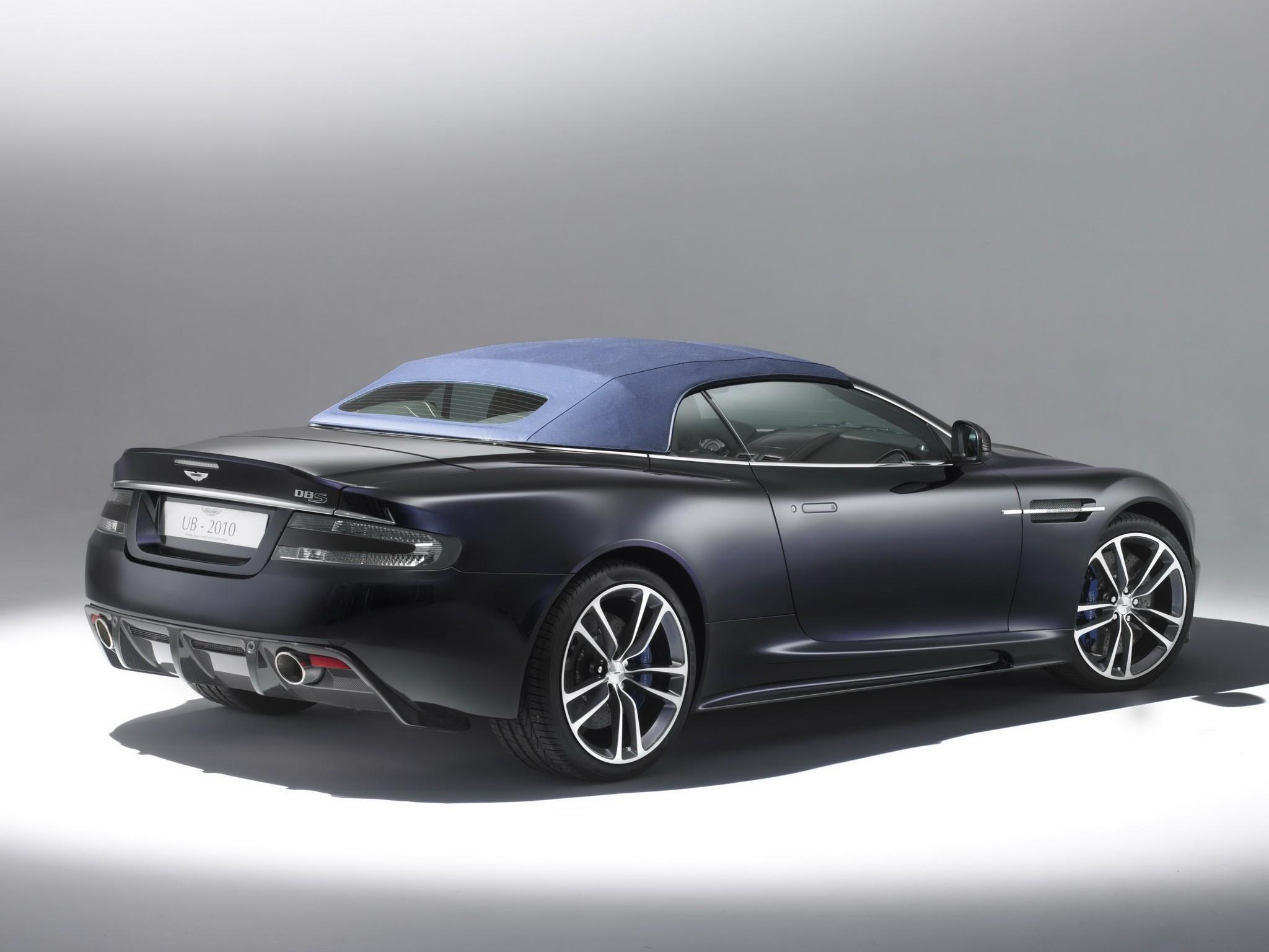 Aston Martin DBS Volante - 30 August 2017 - Autogespot  |Aston Martin Dbs Volante