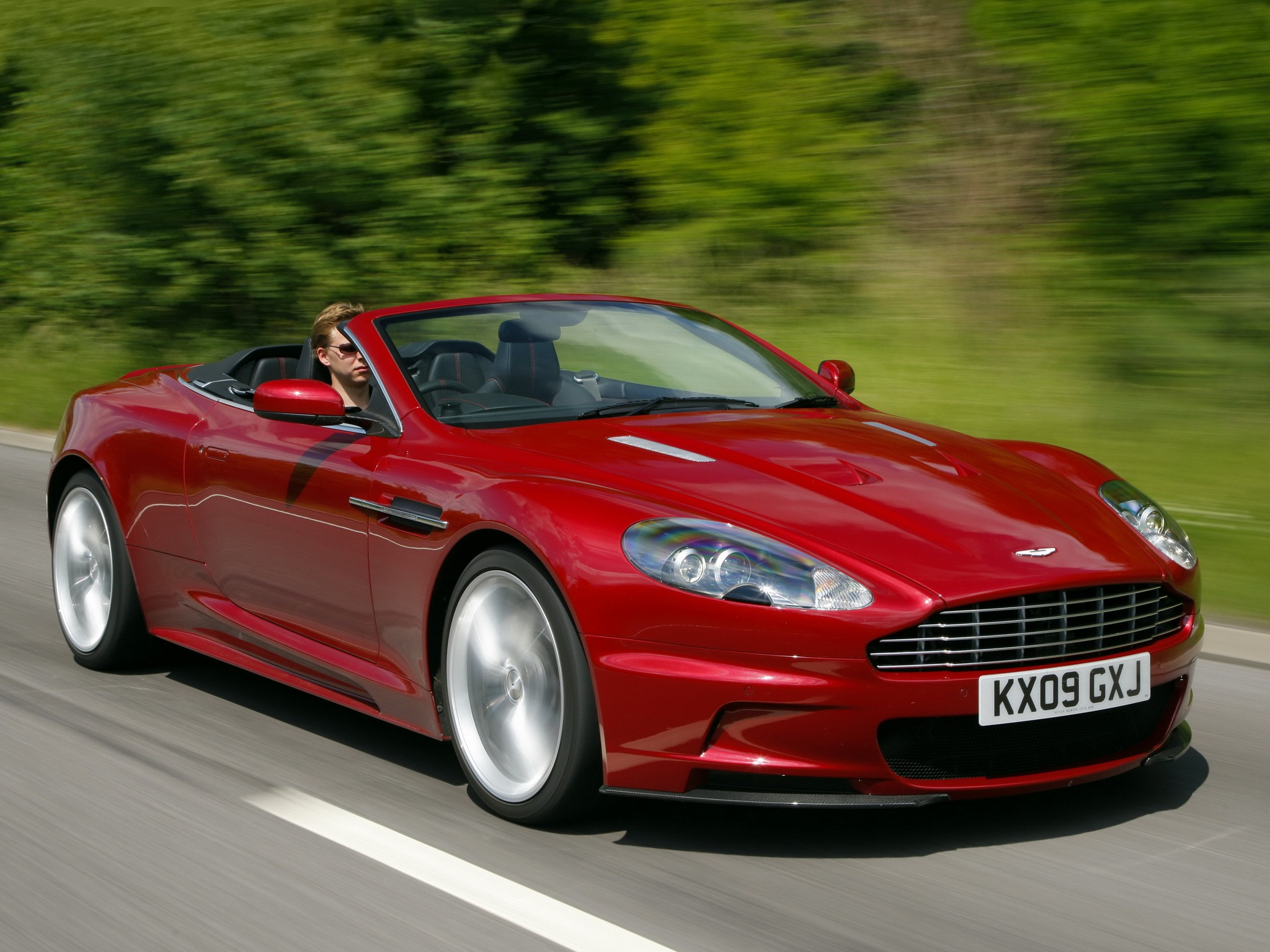 aston martin dbs volante specs 2009 2010 2011 2012. Black Bedroom Furniture Sets. Home Design Ideas
